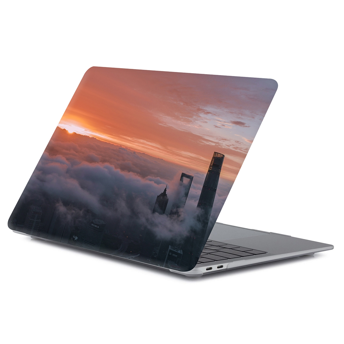 Printing Matte Laptop Protective Case for MacBook Air 11.6 inch A1465 (2012 - 2015) / A1370 (2010 - 2011) (RS-035)