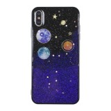 Universe Planet TPU Protective Case For Galaxy Note9 (Universal Case D)