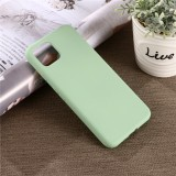 Solid Color Liquid Silicone Shockproof Full Coverage Case for Google Pixel 4XL (Green)