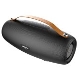 ZEALOT S27 Multifunctional Bass Wireless Bluetooth Speaker, Built-in Microphone, Support Bluetooth Call & AUX & TF Card & 1x93mm + 2x66mm Speakers (Black)