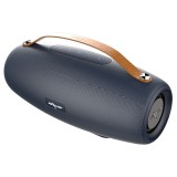 ZEALOT S27 Multifunctional Bass Wireless Bluetooth Speaker, Built-in Microphone, Support Bluetooth Call & AUX & TF Card & 1x93mm + 2x66mm Speakers (Dark Blue)