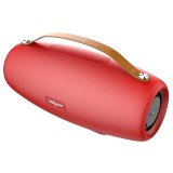ZEALOT S27 Multifunctional Bass Wireless Bluetooth Speaker, Built-in Microphone, Support Bluetooth Call & AUX & TF Card & 1x93mm + 2x66mm Speakers (Red)