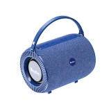Oneder V3 Outdoor Hand-held Wireless Bluetooth Speaker, Support Hands-free & FM & TF Card & AUX & USB Drive (Blue)