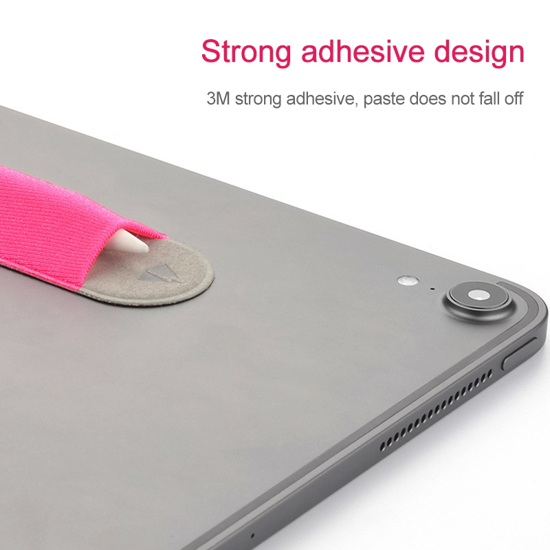 CF041 Anti-lost Portable Pasteable Stylus Pen Protective Cover for Apple Pencil 1 / 2 (Dark Gray)