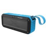W-KING S20 Loundspeakers IPX6 Waterproof Bluetooth Speaker Portable NFC Bluetooth Speaker For Outdoors/Shower/BIcycle FM Radio (blue)