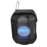 W-king S8 5W Speaker Waterproof IPX5 With LED Light Bluetooth Wireless Speaker Portable Outdoor Speaker For Motor/Bicycle Hander