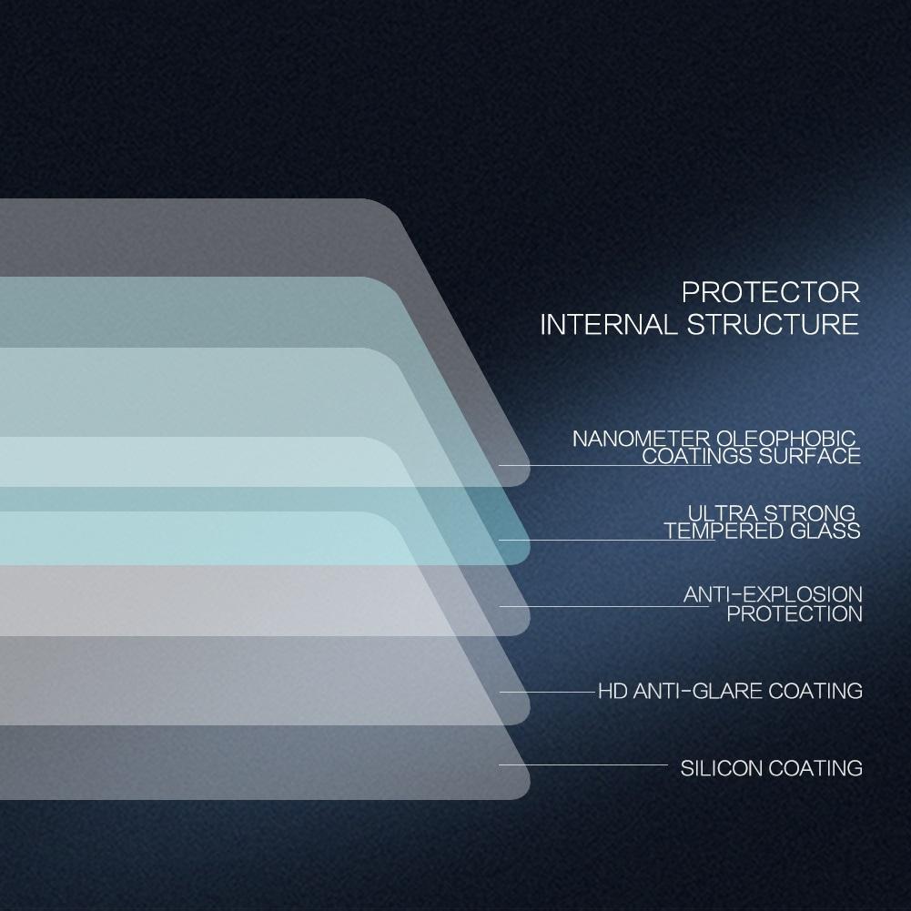 NILLKIN 9H 2.5D H+ Pro Explosion-proof Tempered Glass Film for Huawei Nova 5 / Nova 5 Pro