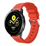 Smart Watch Silicone Wrist Strap Watchband for Garmin Vivoactive 3 (Orange)