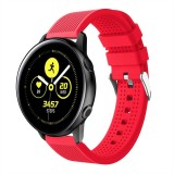 Smart Watch Silicone Wrist Strap Watchband for Garmin Vivoactive 3 (Red)