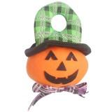 CX189007 Halloween Party Door Hanging Doll Prop Decoration (Pumpkin)