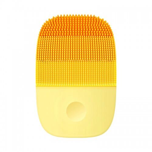 Original Xiaomi inFace Face Skin Care Acoustic Wave Electric Facial Cleaner (Orange)