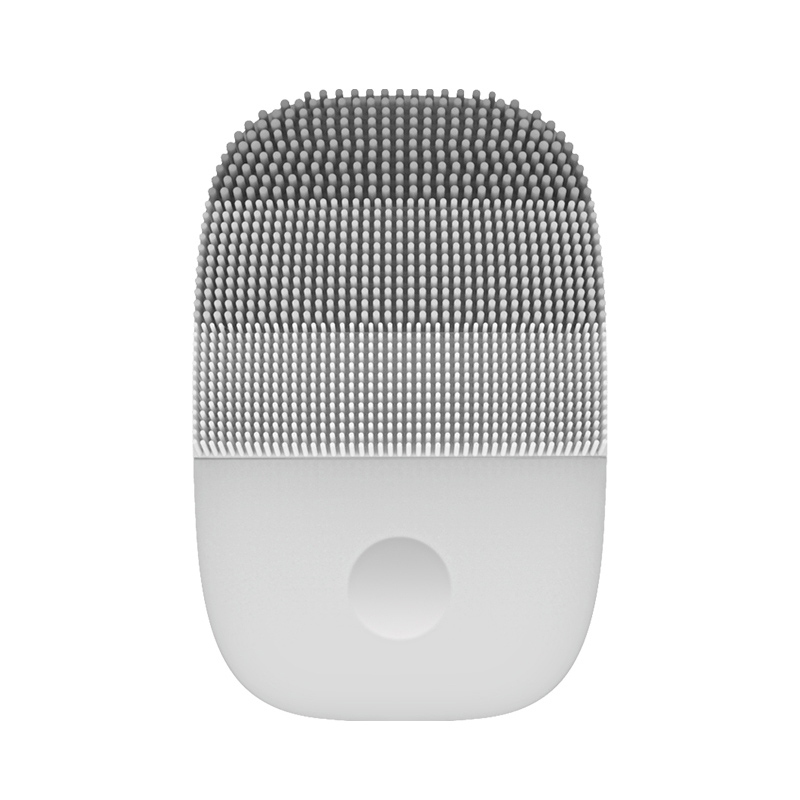 Original Xiaomi inFace Face Skin Care Acoustic Wave Electric Facial Cleaner (Grey)