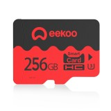 eekoo 256GB U3 TF (Micro SD) Memory Card, Minimum Write Speed: 30MB / s, Flagship Version