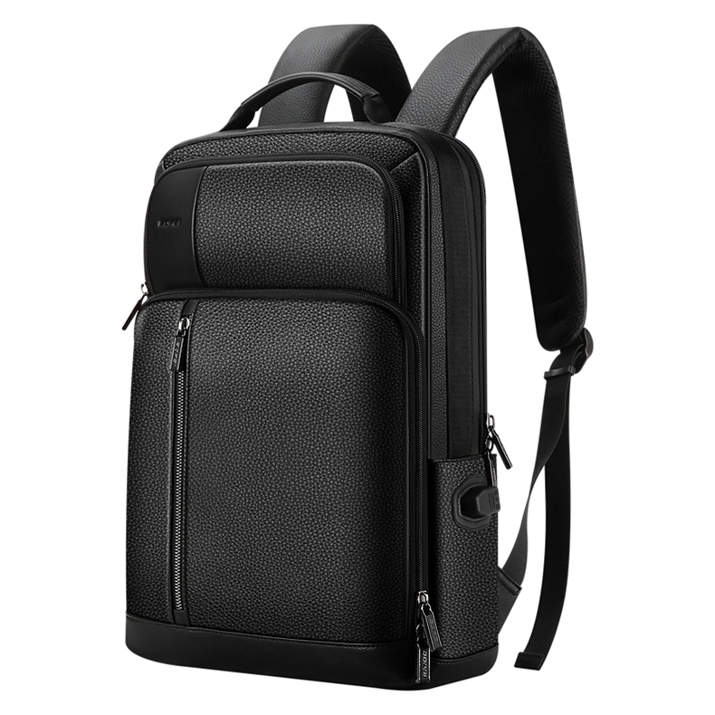 851-020211 Three-Layer Large Capacity Business Backpackage Waterproof 35x22.5x44cm Durable Size