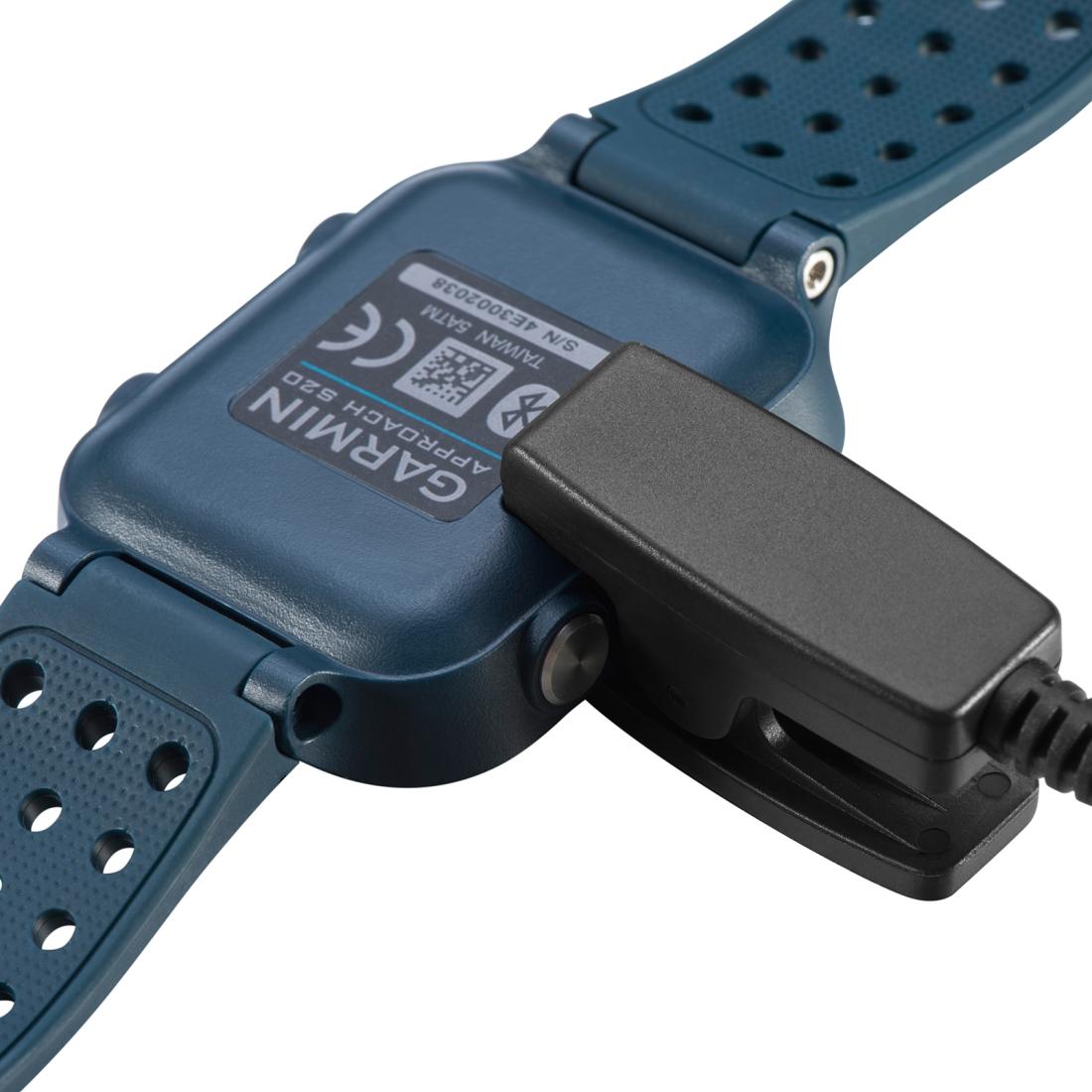 USB Clip Charger Cradle Dock for Garmin Forerunner 735XT 235 230 630 Approach S20 Smart Watch
