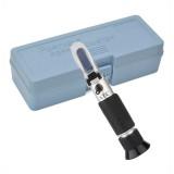 RZ120 Genuine Refractometer Beer Brix Wort Sugar Alcohol Specific Gravity Handheld Tool Hydrometer