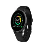 M31 1.3 inch TFT Color Screen Smartwatch IP67 Waterproof, Support Call Reminder / Heart Rate Monitoring/Blood Pressure Monitoring/Sleep Monitoring/Blood Oxygen Monitoring (Black)