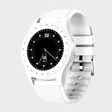 L9 1.5 inch TFT Color Screen Smart Watch,Support SIM Card /32GB TF Card /Remote Camera Function/Sleep Monitoring/Sedentary Reminder (White)