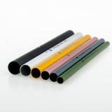 6 PCS Acrylic C Curve Shaping Curving Sticks Tube Rod Nail Art Tips UV Gel Manicure Tools