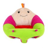 Baby Seats Sofa Support Seat Baby Plush Support Chair Learning To Sit Soft Plush Toys Travel Car Seat (Turtle plush sofa)