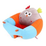 Baby Seats Sofa Support Seat Baby Plush Support Chair Learning To Sit Soft Plush Toys Travel Car Seat (Owl plush sofa)