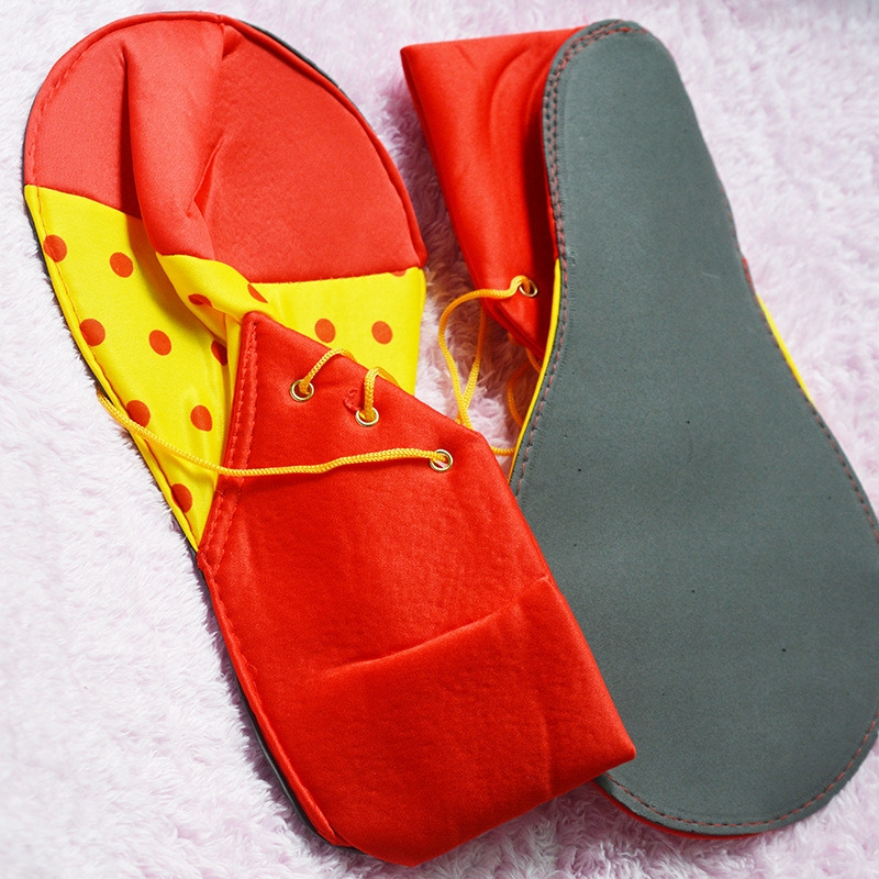 Cosplay Clown Props Clown Shoes Halloween Prop, Specification: Adult-02