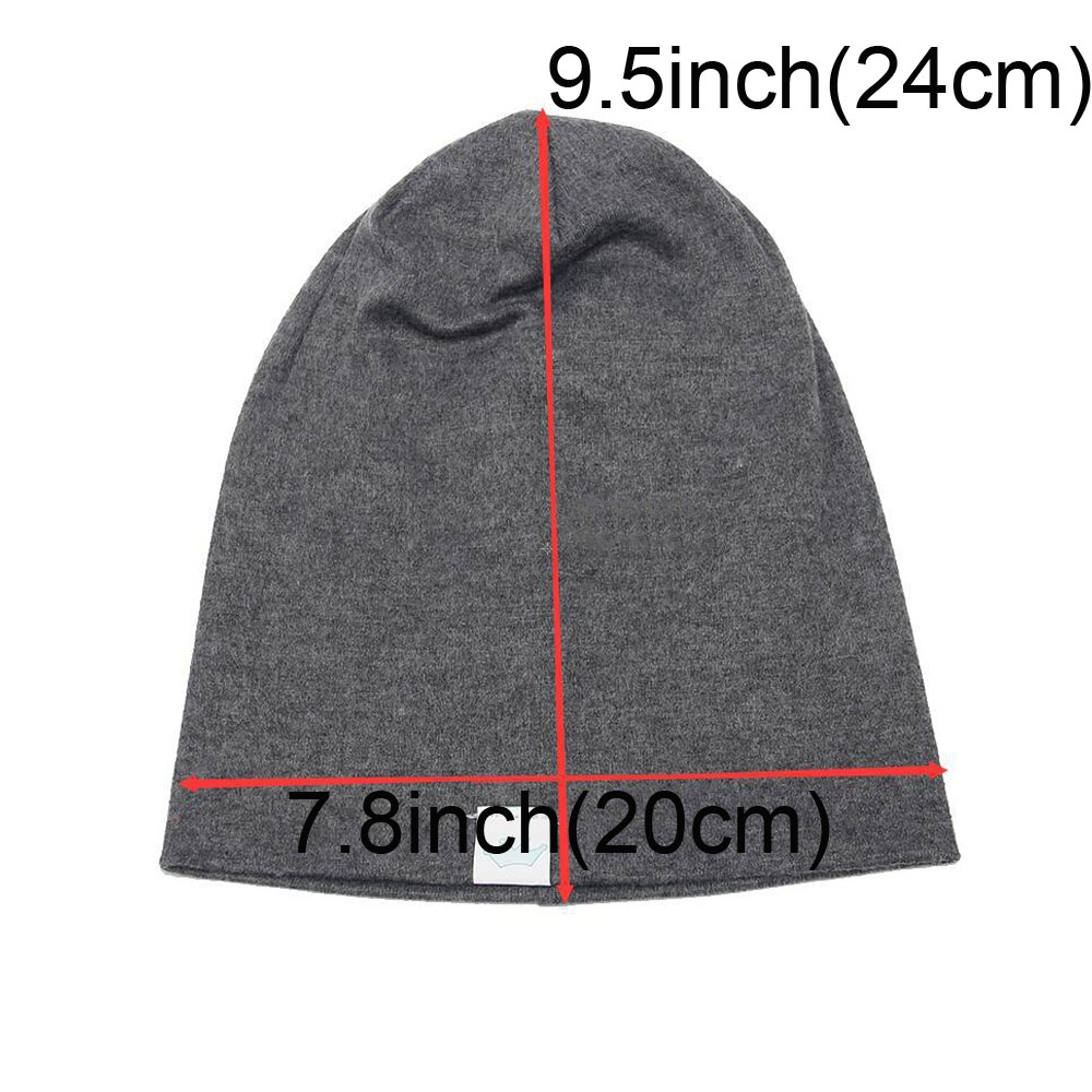 2 PCS Cute Solid Knitted Cotton Hat Beanies Autumn Winter Warm Earmuff Colorful Crown Caps For Newborn Baby Children (Purple)