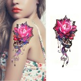 2 PCS Small Full Arm Temporary Waterproof Tattoo Stickers (qbx030)