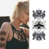 2 PCS Small Full Arm Temporary Waterproof Tattoo Stickers (xqb004)
