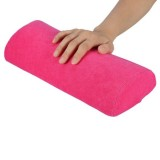 5 PCS Soft Hand Rests Washable Hand Cushion Sponge Pillow Holder Arm Rests Nail Art Manicure Hand Pillow Cushion (Rose)