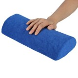 5 PCS Soft Hand Rests Washable Hand Cushion Sponge Pillow Holder Arm Rests Nail Art Manicure Hand Pillow Cushion (Royal Blue)