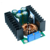 DC-DC Step-Down Adjustable Constant Voltage / Current 10A High Power Solar Charging LED Driver Car Module