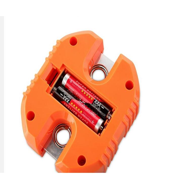 150kg Mini Portable Heavy Duty Electronic Digital Stainless Steel Hook Scale (Random Color)