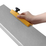 Gypsum Board Hand Plane ABS Plastic Plasterboard Planing Tool Flat Square Drywall Edge Chamfer Woodworking Hand Tool