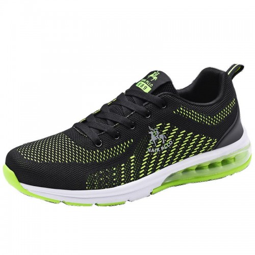 Men Breathable Mesh Lightweight Cushion Running Sports Sneakers