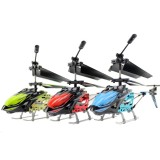 Wltoys XKS S929-A 2.4G 3.5CH ABS Mini Altitude Hover RC Helicopter RTF With Gyro