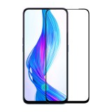 Bakeey 9H Anti-Explosion Full Glue Full Coverage Tempered Glass Screen Protector for OPPO realme X