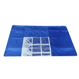 3x3m Outdoor Party Tent 3 Sides Wall Waterproof Garden Patio Canopy Sunshade