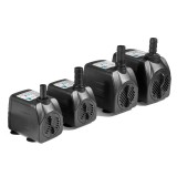 8-25W Submersible Water Pump Oxygen Pump Electric Water Feature Pump Small Fountain Garden Fish Pond