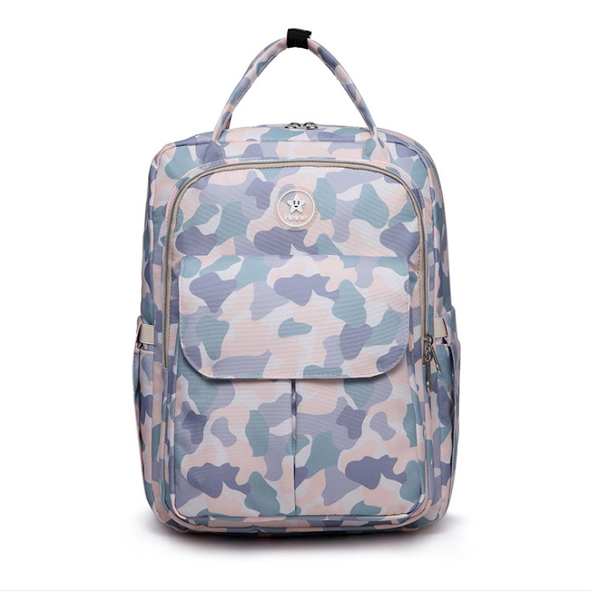 15L Mummy Backpack Waterproof Baby Diaper Nappy Changing Rucksack Travel Bag