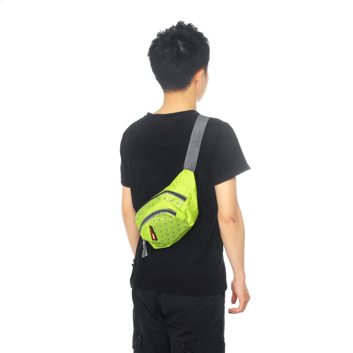 Outdoor Sport Bag Waist Bag Phone Bag Crossbody Bag For Travel Sports Running Jogging Hiking Cycling