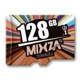 MIXZA Fashion Edition U3 Class 10 128GB TF Micro Memory Card for DSLR Digital Camera MP3 HIFI Player TV Box Smartphone