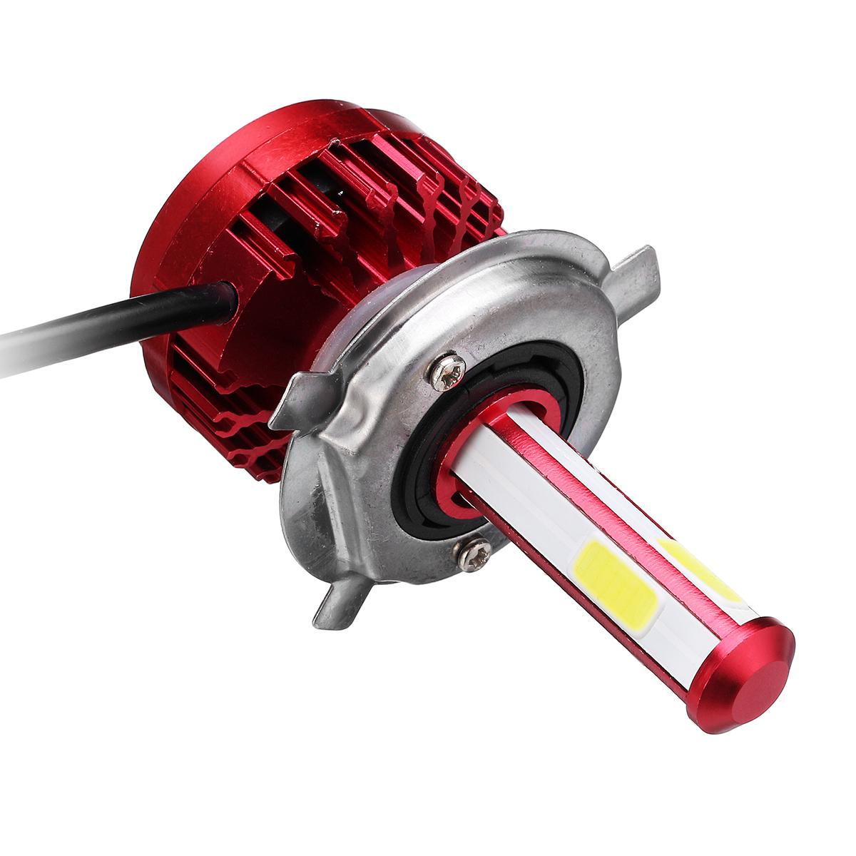 9V-36V 12V 24V H4/H7/9005/9006/H8/H11 LED COB Headlights Conversion Kit 6000K Car Motorcycle Light Bulb
