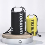 TOSWIM 15L Waterproof Dry Bag Shoulder Bucket Backpack Swim Storage Pouch Outdoor Travel from xiaomi youpin