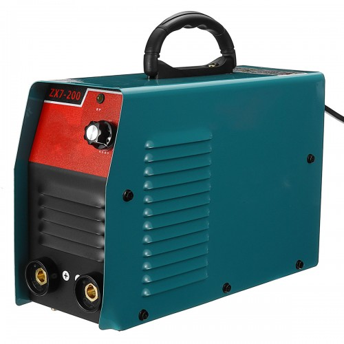 220V 20-200A Mini Handheld MMA Electric Welder Inverter ARC Welding Machine Tool