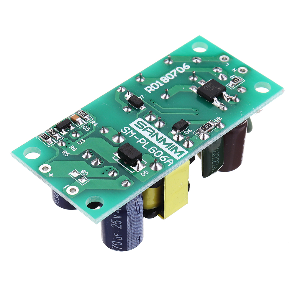AC-DC 220V to 12V Switching Power Supply Module Isolated Power Supply Bare Board / 12V0.5A