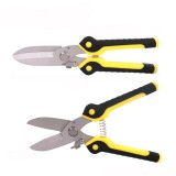 Home Garden Multifunctional Shear Tools Garden Branch Pruning Shears Cutter Home Improvement Iron Shears with Tooth