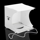 PULUZ PU5022 Portable 8 Inch LED Panels Folding Photo Light Lighting Studio Shooting Tent Softbox