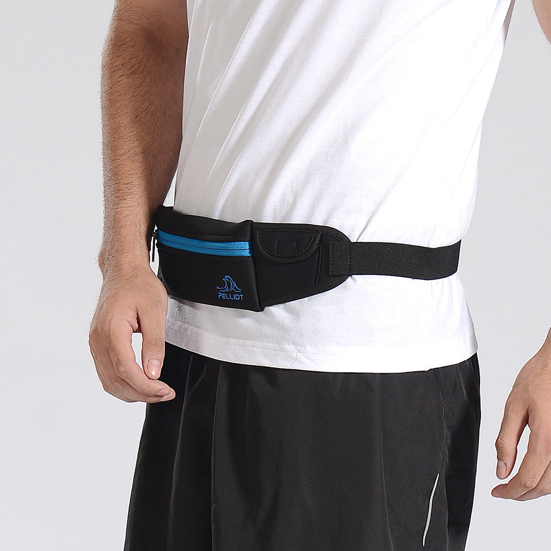 Xiaomi PELLIOT Running Waist Bag Large Capacity Outdoor Sports Fitness Cycling Waist Pack