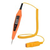 2.5-32V Car Digital Electric Voltage Tester Pen Probe Detector Diagnostic Tool with LCD Screen